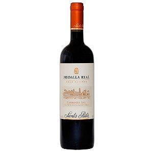 Vinho Tinto Santa Rita Medalla Real Gran Reserva Carmenere