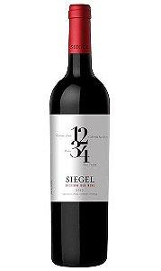 Vinho Tinto Siegel 1234 Red Blend