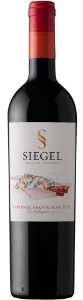 Vinho Tinto Siegel Cabernet Sauvignon Special Reserve
