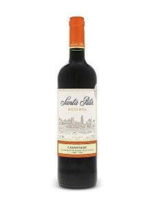 Vinho Tinto Santa Rita Reserva Carmenére