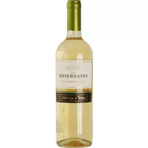 Vinho Branco Concha y Toro Reservado Sauvignon Blanc 750 ml