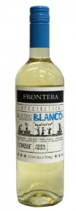 Vinho Chileno Concha y Toro Frontera Specialties Branco 750 ml