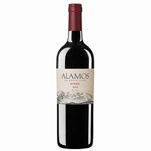 Vinho Tinto Argentino Alamos Syrah 750 ml