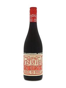 Vinho Tinto Francês C'est La Vie Rouge Pinot Noir Syrah