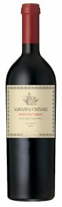 Vinho Tinto Catena Zapata Adrianna Fortuna Terrae 2013 750 ml