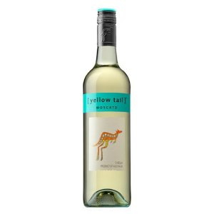 Vinho Branco Autraliano Yellow Tail Moscato 750 ml