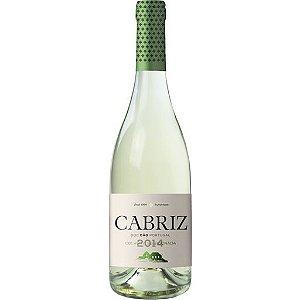 Vinho Branco Português Quinta de Cabriz Colheita Selecionada DOC Dão 750 ml