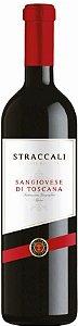 Vinho Tinto Italiano Straccali Sangiovese di Toscana