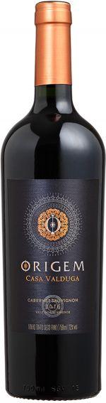 Vinho Tinto Casa Valduga Origem Cabernet Sauvignon 750 ml