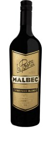 Vinho Tinto Argentino La Posta Malbec Vineyard Blend 750 ml
