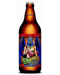 Cerveja Dama Tupi Amrican IPA 600 ml