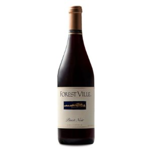 Vinho Tinto Norte Americano Forest Ville Pinot Noir 750ml