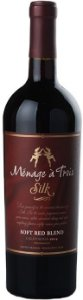 Vinho Tinto Ménage à Tróis Silk Soft Red Blend 750 ml
