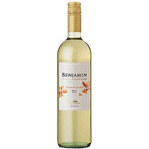 Vinho Suave Argentino Nieto Senetiner Benjamin Branco 750 ml