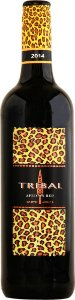 Vinho Tinto Sul-Africano Tribal African Red 750 ml
