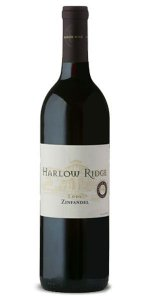 Vinho Tinto Harlow Ridge Zinfandel 750 ml