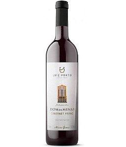 Vinho Tinto Luiz Porto Dom de Minas Cabernet Franc 750 ml
