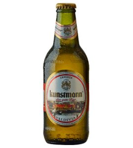 Cerveja Chilena Kunstmann Das Gute Bier Lager 330 ml