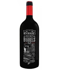 Vinho Chileno The Winemakers Secret Barrels Tinto 1L