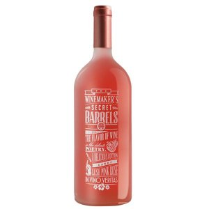 Vinho Chileno The Winemakers Secret Barrels Rosado 1L