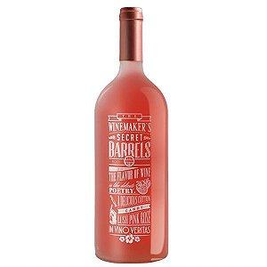 Vinho Chileno The Winemakers Secret Barrels Rosado 1L