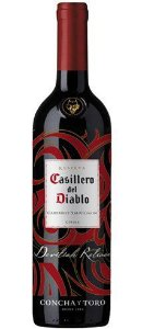 Vinho Tinto Chileno Casillero Del Diablo Devilish Release 750 ml