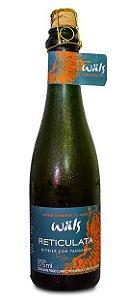 Cerveja Wäls Reticulata Witbier com Tangerina 375 ml