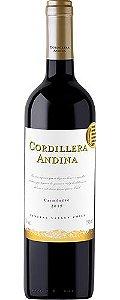Vinho Tinto Chileno Cordilleira Andina Carménère 750 ml