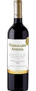 Vinho Tinto Chileno Cordillera Andina Cabernet Sauvignon 750 ml
