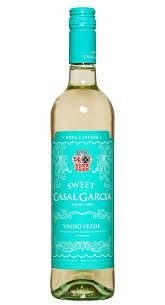 Vinho Verde Português Casal Garcia Sweet 750 ml