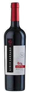 Vinho Tinto Lidio Carraro Agnus Merlot 750 ml