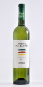 Vinho Cordilheira de Sant'Ana Reserva dos Pampas Branco 750 ml