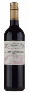 Vinho Tinto Francês Georges Vigouroux Le Temp Des Vendages 750 ml