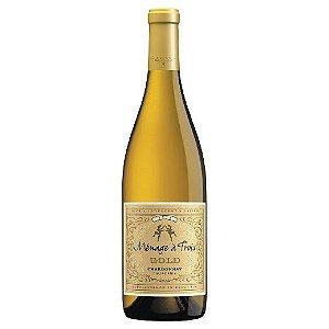 Vinho Branco Ménage à Tróis Gold Chardonnay 750 ml