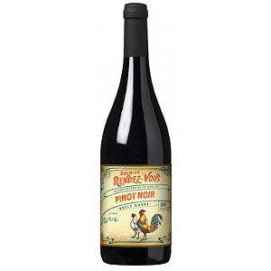 Vinho Tinto Francês Rendez-Vous Pinot Noir IGP 750 ml