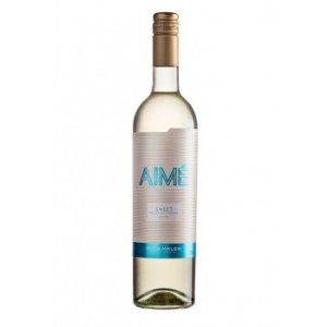 Vinho Branco Argentino Aimé Sweet Moscatel 750 ml