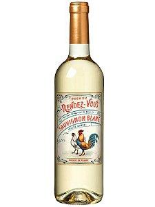 Vinho Branco Francês Rendez-Vous Sauvignon Blanc 750 ml