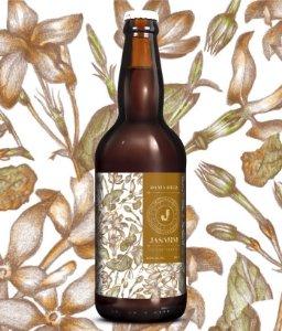 Cerveja Dama Bier New Flowers Series Jasmin 500 ml