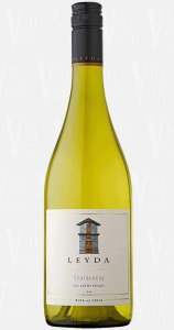 Vinho Branco Chileno Leyda Reserva Chardonnay 750 ml