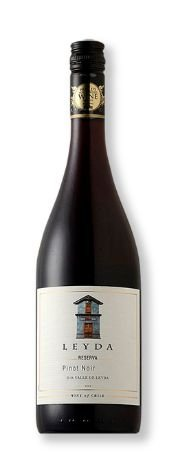Vinho Tinto Chileno Leyda Pinot Noir Reserva 750 mL