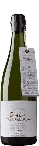 Espumante Casa Valduga Sur Lie Nature 750 ml
