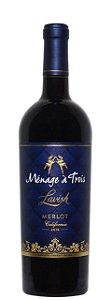Vinho Tinto Ménage à Tróis Lavish Merlot 750 ml