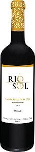 Vinho Tinto Rio Sol Cabernet Sauvignon Suave 750 ml