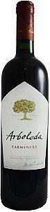 Vinho Tinto Chileno Arboleda Carmenere 750 ml