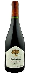 Vinho Tinto Chileno Arboleda Pinot Noir 750 ml