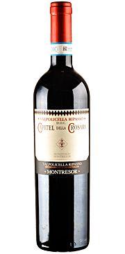 Vinho Tinto Italiano Capitel Della Crosara Valpolicella Ripasso DOP 750 ml