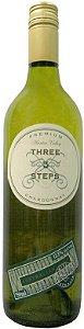 Vinho Branco Australiano Three Steps Chardonnay 750 ml