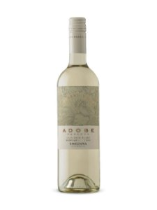 Vinho Chileno Emiliana Adobe Sauvignon Blanc 750 ml