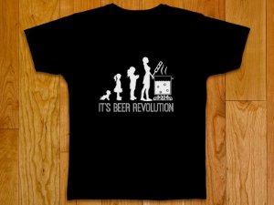 It's Beer Revolution! {Black}