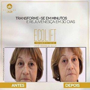 Ecolift tratamento facial de 30 dias